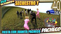 POP LIFE 4 Arma 3 #40 SECUESTRO Y FIESTA CON JUANITA PACHECO Gameplay Es...