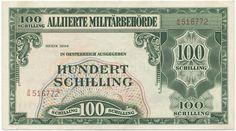 100 Schilling 1944 (Militärschilling)