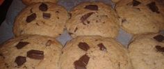 Recept Cookies, připravené do půl hodiny