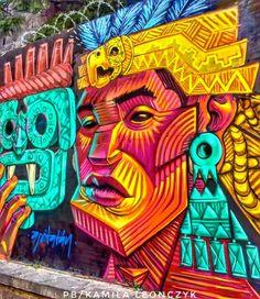 Apitatan, Mexico City #streetart