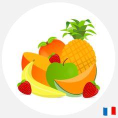 E-liquide Fruit Mix français : 10 ml - nicotine : 0, 6, 11 ou 18 mg. 4,90 €.