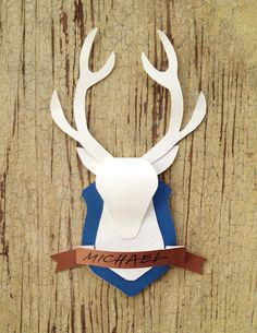 I am a collector of many things, but one of my favorite collections includes several faux deer head mounts that adorn my craft studio. Most are vintage chalkware, ceramic or plastic souvenir wall decor that…