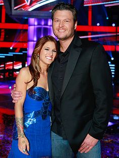 The Voice's Cassadee Pope Talks About Blake Shelton, New Album
