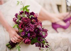 Plum Bouquet