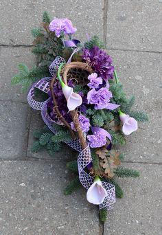 Grave Flowers, Cemetery Flowers, Funeral Flowers, Wedding Car Decorations, Flower Decorations, Memorial Flowers, Sympathy Flowers, Arte Floral, Ikebana
