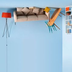 Anything can fly - Carl Kleiner
