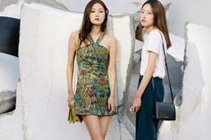 Choi Moon Young and Yang Sun Ah shot by Alex Finch