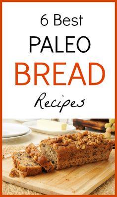 Best Paleo Bread Recipes  #paleo