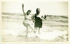 Vintage Photo Postcard,