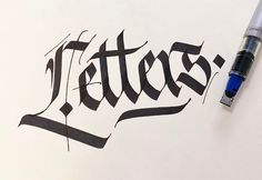 Letters, letters, letters... #letters