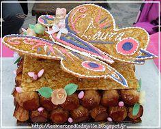Les Mercredis de Julie : Baptème thème Papillons