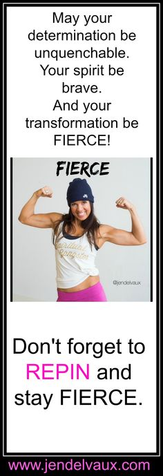 #jendelvaux #fierce #determinatino #wod