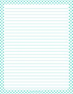 Printable Lines Paper My Little Pony Blank Page 4  Pinterest