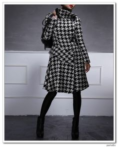 And this is how you do houndstooth.