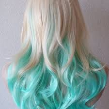 Lagoona Blue: pastel ombre hair - Google Search