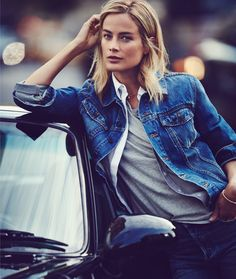 Carolyn Murphy by Emma Tempest for The Edit Magazine, May 2015