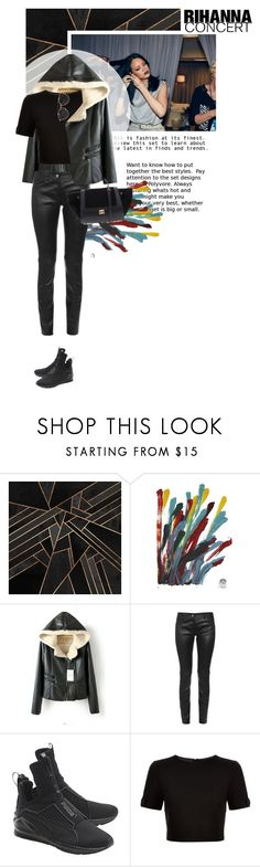"""''But first, coffee''"" by crazydita ❤ liked on Polyvore featuring NOVICA, Balenciaga, Puma, Ted Baker, Christian Dior and Rihanna"