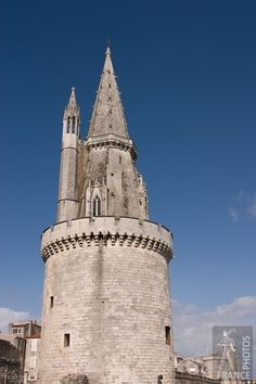 Lantern tower of la Rochelle ~ some of my people were Huguenots from La Rochelle.  They basically relocated to the vicinity of New Rochelle... They aren't listed here, but this is of historical interest for me, anyway: http://www.rootsweb.ancestry.com/~nycoloni/nnlanc72.html