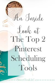 Take an inside look at the features of 2 of the more popular Pinterest scheduling tools, BoardBooster