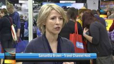 Travel Channel Host Samantha Brown | Tips for Solo Female Travelers