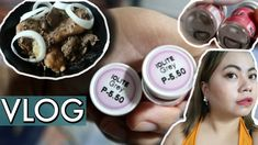 VLOG#46: GRADED CONTACT LENS + COOKING CHICKEN ADOBO WITH LIVER