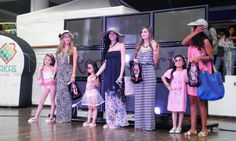 Desfile de amor y amistad centro comercial Plaza de las Américas