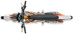 KTM Freeride 250 R 2014 - Top View