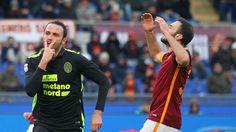 Roma skuffer med 1-1 mod Verona