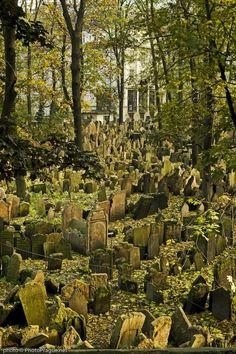 Old Jewish Cemetery - Prague Minos Guide