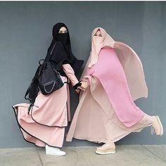 New bridal hijab styles veils scarfs 67 ideas Hijab Niqab, Hijab Chic, Mode Hijab, Beautiful Muslim Women, Beautiful Hijab, Hijabi Girl, Girl Hijab, Niqab Fashion, Muslim Fashion