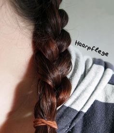 Müllfreier Mittwoch- Haarpflege Long Hair Styles, Beauty, My Hair, Wednesday, Hair Care, January, Hairdresser, Sustainability, Long Hairstyle