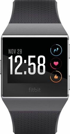 Fitbit Ionic Smartwatch Pedometer Heart Rate Monitor GPS Personal Fitness Coach  #Fitbit