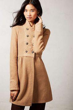 Anthropologie - Midtown Wool Coat