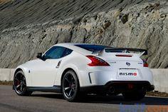 Nissan 370Z Nismo - Back