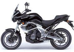 Kawasaki VERSYS, 2007 Kawasaki VERSYS street and touring ... #motorbikes #motorcycles #motocicletas