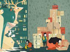 Master of Arts in Design – «Gold Medal» der Society of Illustrators New York für Francesca Sanna's Bilderbuch