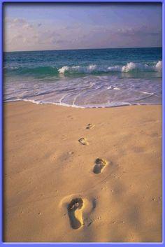 Day 7: feet  <3 beach