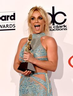 Pin for Later: Les 22 Meilleures Photos des Billboard Music Awards Britney Spears