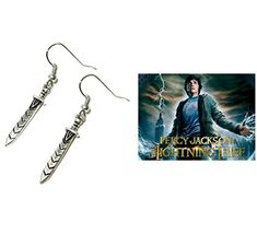 Blue Heron Percy Jackson Riptide Sword Silver Charms Cute Girl Novelty Charm Earrings with Gift Box >>> Check out this great product.(It is Amazon affiliate link) #LoveForMarvel Blue Heron, Silver Charms, Percy Jackson, Cute Girls, Sword, Sweet Girls, Swords