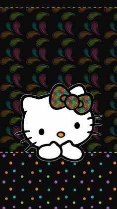 #hello kitty #wallpaper #iphone
