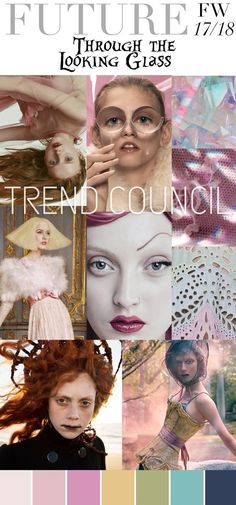TRENDS // TREND COUNCIL - WOMEN'S F/W 2017-18 | FASHION VIGNETTE | Bloglovin