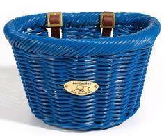 Colorful Bike Basket