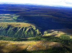 Canyon Guartelá - (Tibagi) Paraná - Brasil
