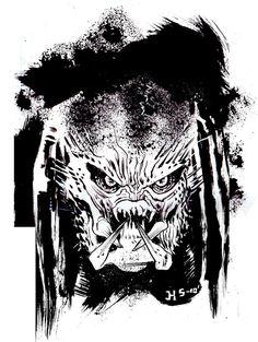 Predator by James Harren *