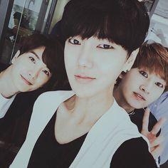 Leeteuk, Yesung & Eunhyuk ❤