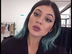How to rock Ombre Hair Style like Kylie Jenner?