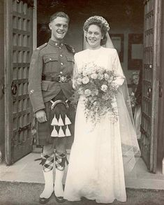 Vintage Images of Canadian War Brides who came to Canada from all over. Vintage Wedding Photography, Vintage Wedding Photos, Vintage Bridal, Wedding Pics, Wedding Couples, Wedding Bride, Wedding Styles, Wedding Gowns, Vintage Weddings