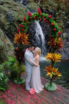 Weddings and vow renewals at Namale