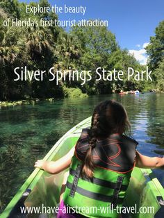 Discover why Silver Springs in Ocala, Florida, has drawn visitors for almost two hundred years. With so many things to do here, there's something for everyone to enjoy. At Silver Springs, nature is both unspoiled and accessible. Ocala Florida, State Of Florida, Florida Beaches, Adventure Bucket List, Adventure Time, Glass Bottom Boat, Visit Maine, Adventure Activities, Vacation Trips