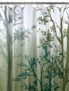 Curtains With Trees On Them Curtains with Ships On Them